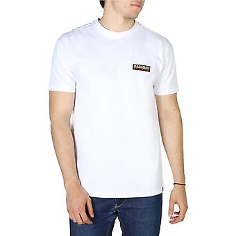 Napapijri sase men's short seeves t-shirt