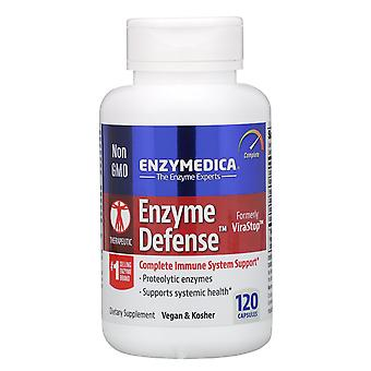 Enzymedica, Enzyme Defense, 120 Capsules