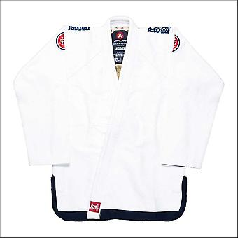 Scramble athlete v4 550 bjj gi white