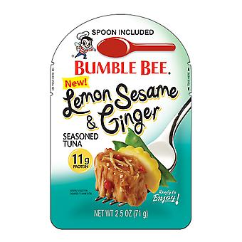 Bumble Bee Lemon Sesame & Ginger Seasoned Tuna