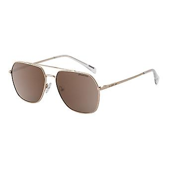 Dirty Dog Magnitude Polarised Sunglasses (gold/brown)
