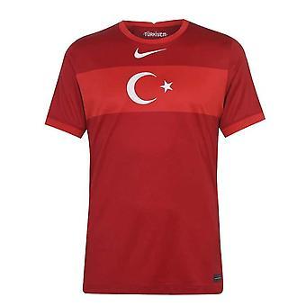 2020-2021 تركيا بعيدا نايكي قميص كرة القدم