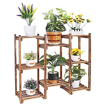 Diy Combine Wooden Plant Stand