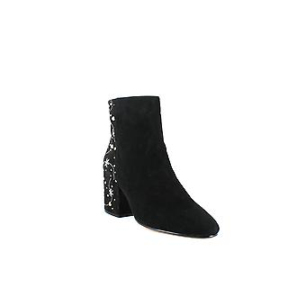Sam Edelman | Taft Embroidered Pearl Stud Booties
