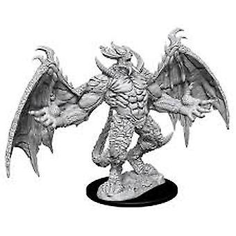 Pathfinder Tagli Profondi Miniature Non verniciate (W10) - Pit Devil