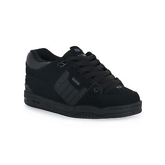 Globe fusion black black skate shoes