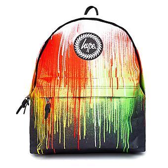 Hype Rainbow Goteja mochila bolsa multi 49
