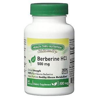 Health Thru Nutrition Berberine, 500 mg, 60 Veg Caps