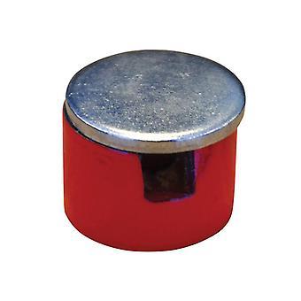 Faithfull Button Magnet 12.5mm Power 0.7kg AMP-8220