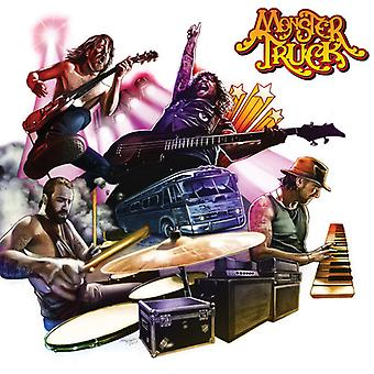 Monster Truck - True Rockers [CD] USA import
