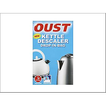 Dylon Oust Kettle Descaler Drop-in-bag