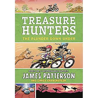 Treasure Hunters: The Plunder Down Under: (Treasure Hunters 7) (Treasure Hunters)