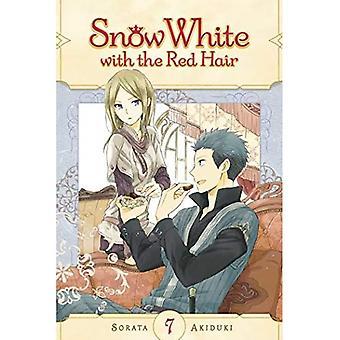 Lumikki punaisilla hiuksilla, Vol. 7 (Lumikki punaisilla hiuksilla)