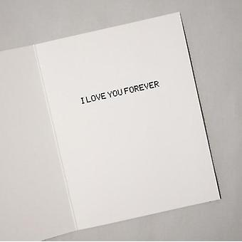 I Love Youever-card