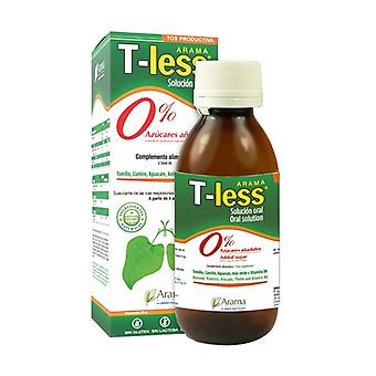 T-LESS Productive Cough Syrup 120 ml