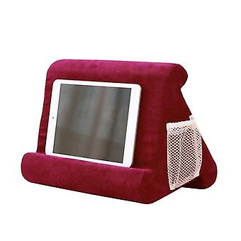 Tablet Stand Laptop Holder Pillow, Foam Multifunction Laptop Cooling Pad/tablet
