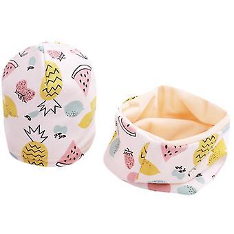 Herbst Winter Baumwolle Baby Hut Sets, häkeln Schal