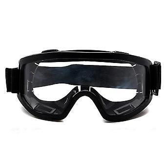 Safety Goggle, Anti-splash, Work Lab Eyewear, Glasögon skydd för ögonskydd