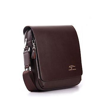 Pu Leather, Messenger/ Shoulder And Crossbody Bag Business Handbags's