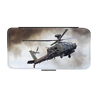 Apache Attack Helicopter iPhone 12 Pro Max Wallet Case