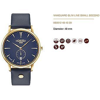 Roamer watch vanguard slim line 980812 48 45 09