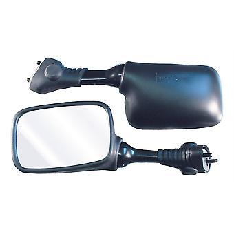 Bike It Right Hand Suzuki Motorcycle Mirror Black SGSXR6R