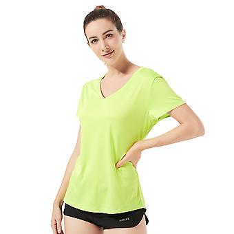 Damer Slim Yoga Fitness Sport Topp H13