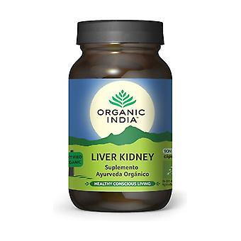 Liver kidney 90 vegetable capsules