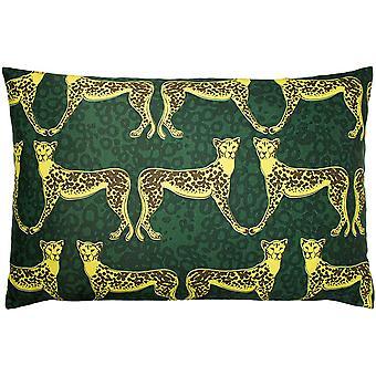 Paoletti Lynx Cushion Cover