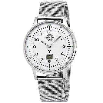 Mens Watch Master Time MTGS-10655-60M, Quartz, 42mm, 5ATM
