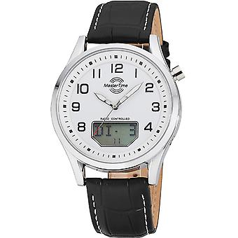 Mens Watch Master Time MTGA-10716-20L, Quartz, 44mm, 3ATM