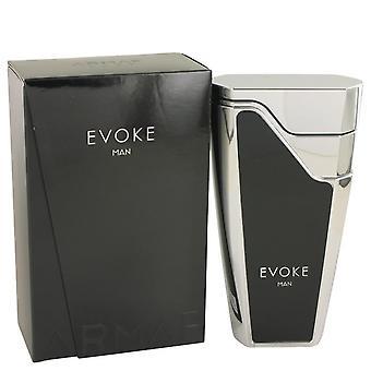 Armaf Evoke Eau De Parfum Spray By Armaf 2.7 oz Eau De Parfum Spray