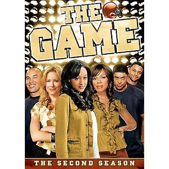 Game - jogo: Season 2 [DVD] EUA importar