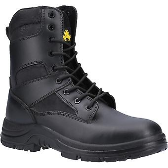 Amblers fs009c water resistant high-leg safety boots womens
