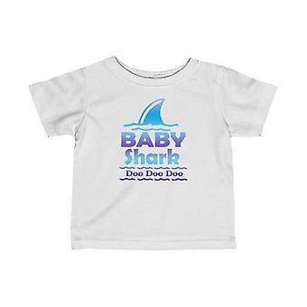 Baby Shark Doo Doo Baby Fine Jersey T-shirt