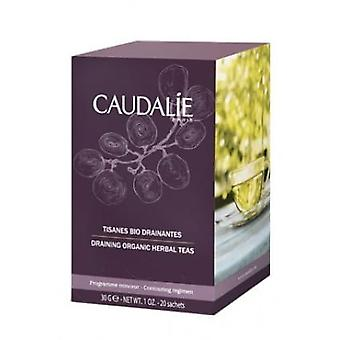 Caudalie Biodraining Herbal Teas 20 Infusions