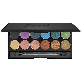 Sleek Make Up Enchanted Forest I-divine Shadow Palette