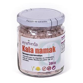 Ayurveda Kala Namak Himalaya Zwart Zout 200 gr