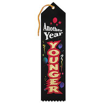 Otro año más joven premio cinta (paquete de 6)