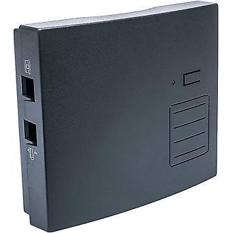 HanFei box 300 Telefonadapter uniHanFeil Adapter fr analoge schnurgebundene Telefone Fax