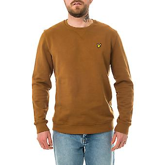 Sweat-shirt homme lyle & scott crew neck sweatshirt ml424vtr.w281
