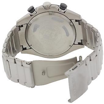 Citizen Eco-Drive Titanium Ti+IP Chronograph Mens Watch CA4240-82L