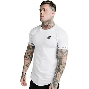 Sik Silk Raglan Tech T-Shirt SS21 White 41