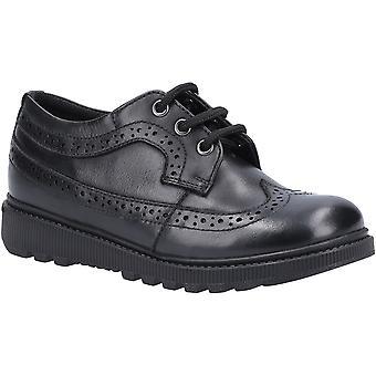 Hush Cachorros Niñas Felicity Zapatos escolares de cuero junior