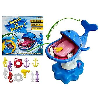 Fiskespil Whale Splash - børns agility spil