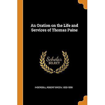 Eine Oration über das Leben und die Dienste von Thomas Paine