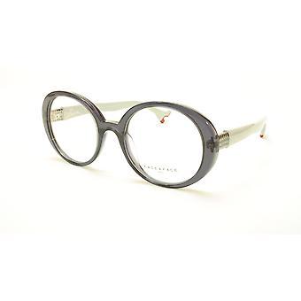 Kasvot Bocca Lova 3 Col 203 Dark Mauve Eyeglasses Italia Made 50-19-142