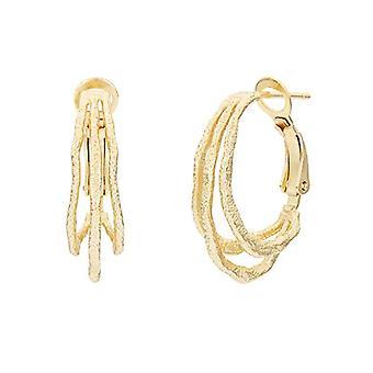 NOELANI Women's hoop earrings, sterling silver 925(3)