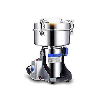 Grain Mill Coffee Grinder, Electric Herbal Powder Corn Spices, Pepper Machine