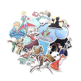 Petit Prince, Anime Cartoon, Bagages Ordinateur Portable Skateboard, Voiture, Autocollant moto